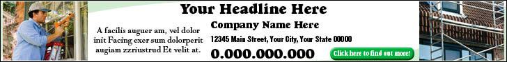 Sample Banner Ad